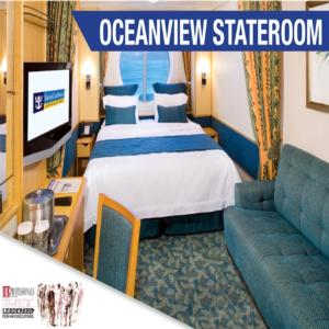 2. Oceanview w/Balcony Stateroom  /October 22, 2018 Sailing