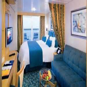 Oceanview Stateroom with balcony ( Feb 2020)