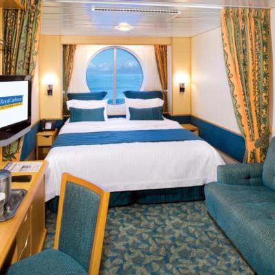 Oceanview Stateroom (April 2021)