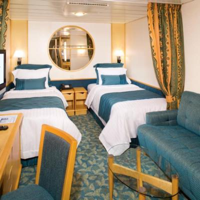 Interior Stateroom (April 2021)