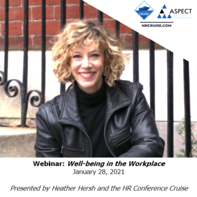 January 28, 2021 Webinar - Speaker Heather Hersh
