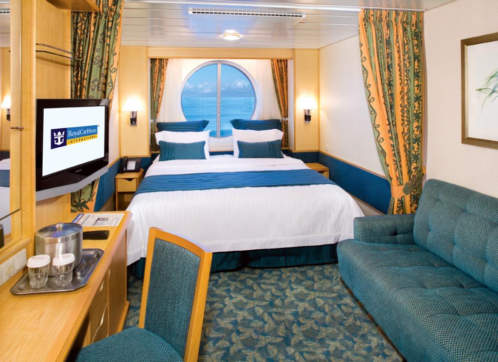 Oceanview Stateroom (May 2021)